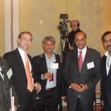 With CII Chairman California