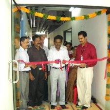 Confianz Indian Office opening with Technopark CEO Mervin Alexander