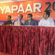 On a Panel with Minister Sasi Tharoor