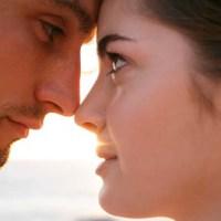 A lover's gaze...