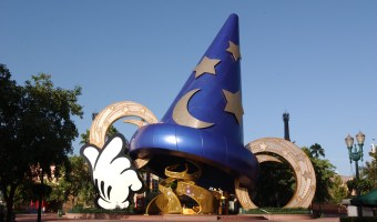 Say Goodbye to The Sorcerer's Hat at Disney's Hollywood Studios Early 2015