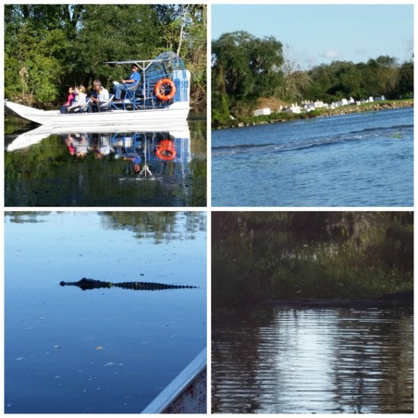 swamp airboat