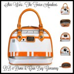 Giveaway ~ #StarWars #TheForceAwakens ~ BB-8 Purse and Coin Set