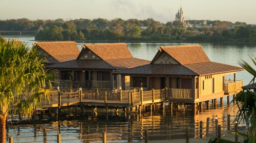 Disney Vacation Club Polynesian Bungalows