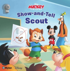 Show and Tell Scout