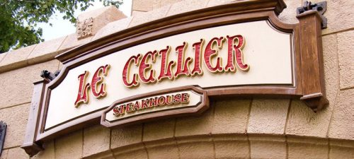 Five Best Restaurants Epcot