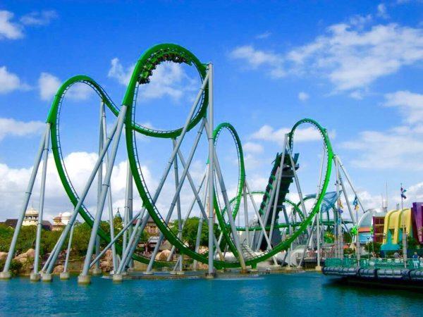 Thrill Rides Universal Orlando