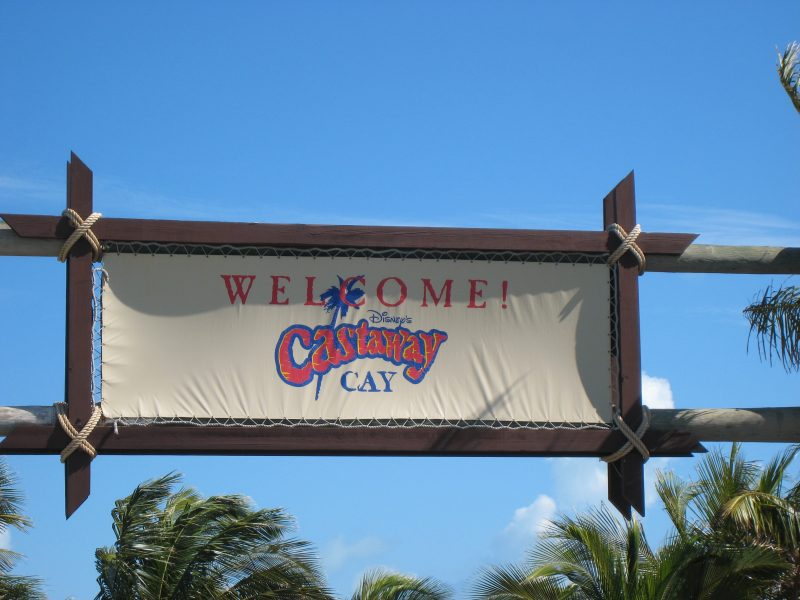 Secrets Castaway Cay Disney Cruise Line