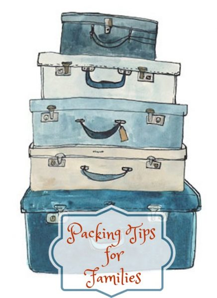 Packing Tips Families