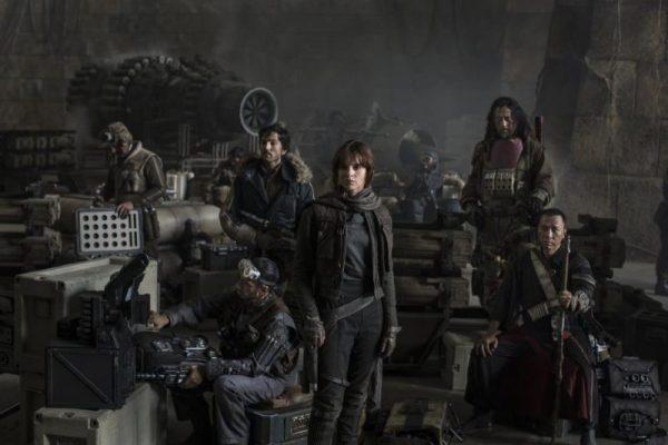 Rogue One Star Wars WDW
