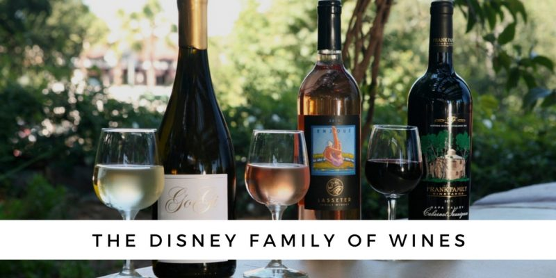 Disney Family Wines