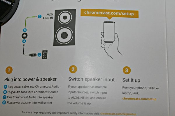Chromecast Audio Best Buy