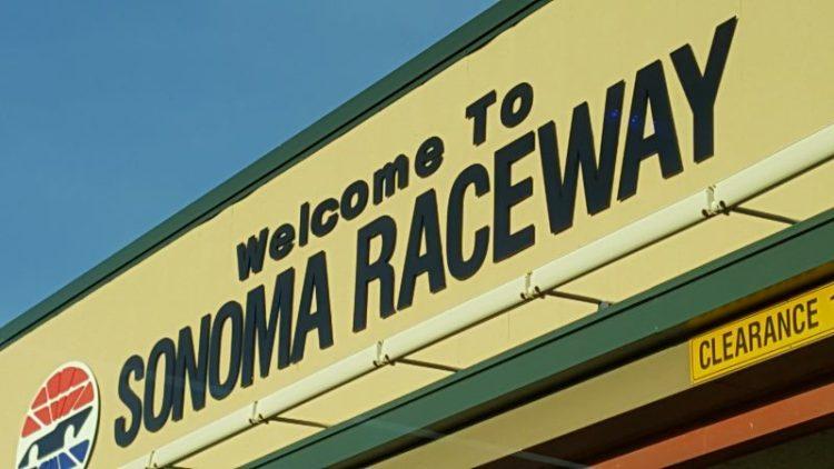 Sonoma Raceway Cars 3