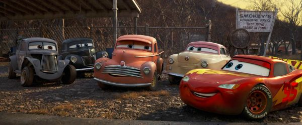 Cars 3 Story