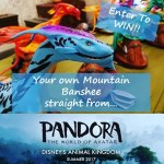 Banshee Giveaway! Pandora-The World of Avatar Banshee Giveaway!