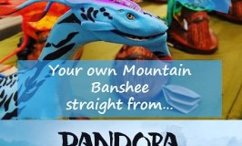 Banshee Giveaway! Pandora-The World of Avatar Banshee Giveaway!