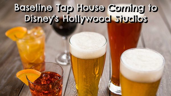 Baseline Tap House Disney Hollywood Studios