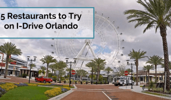 5 Restaurants to Try on I-Drive Orlando