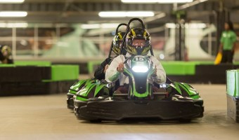 The Newest Orlando Attraction – Andretti Indoor Karting & Games