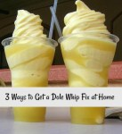 3 Ways to Get Your Dole Whip Fix at Home!