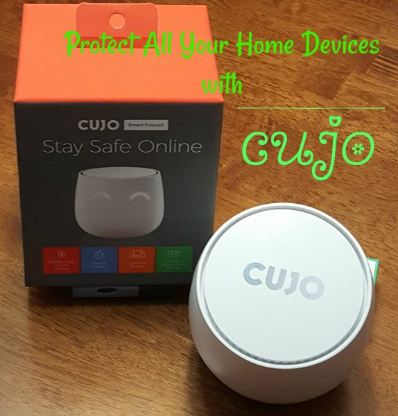 Cujo Protect Home Devices