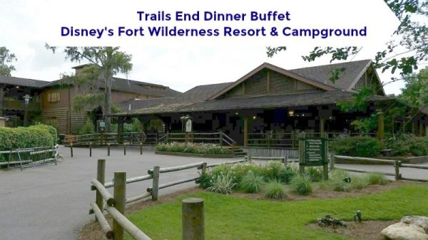 Trails End Dinner Buffet