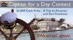 How I Became Captain for a Day on Alcatraz Cruises