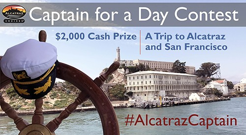Alcatraz Cruises Captain Day