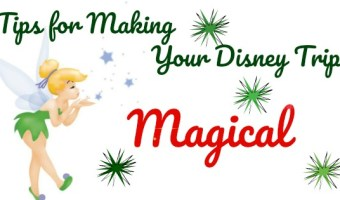 Tips for Making Your Disney Trip Magical