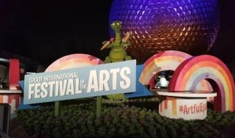 I Loved Epcot's International Festival of the Arts and You Will Too!