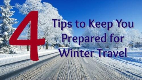 winter travel tips