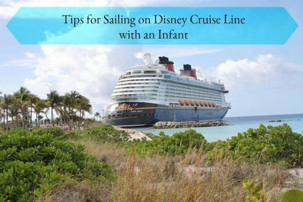 Disney Cruise Line Infant Tips