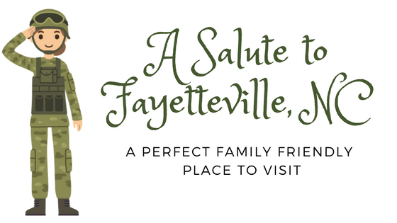 Fayetteville NC Family Friendly Travel