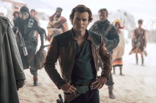 Solo Star Wars Story Second Trailer