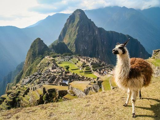 Machu Picchu Travel