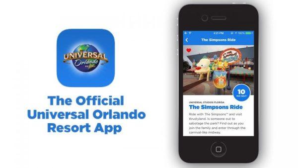 Universal Orlando App