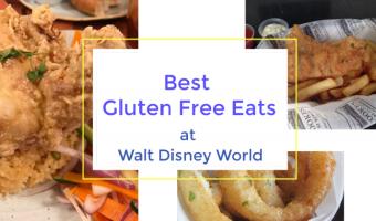 Best Gluten Free Eats at Walt Disney World