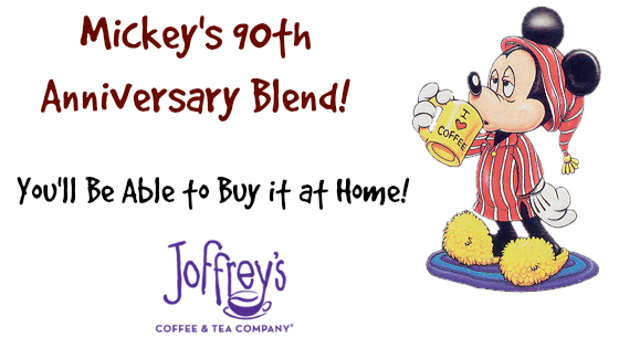 Disney Coffee Joffreys