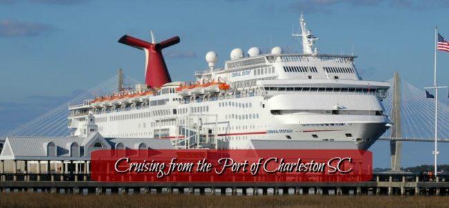 cruises charleston
