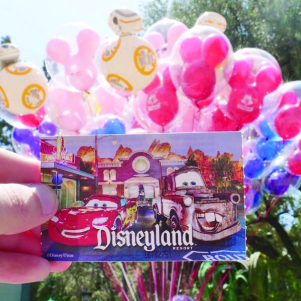 disneyland get away today ticket prices