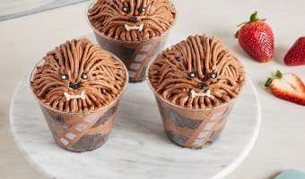 Make These Chewie Cake Cups for Extra Fun at Your Next Star Wars Party