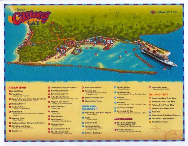 Castaway Cay Secrets