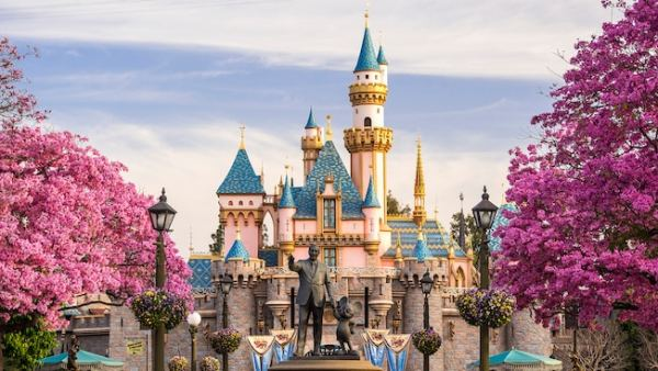 Most Amazing Parks Disneyland
