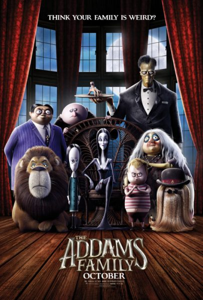 Newest Addams Family Movie