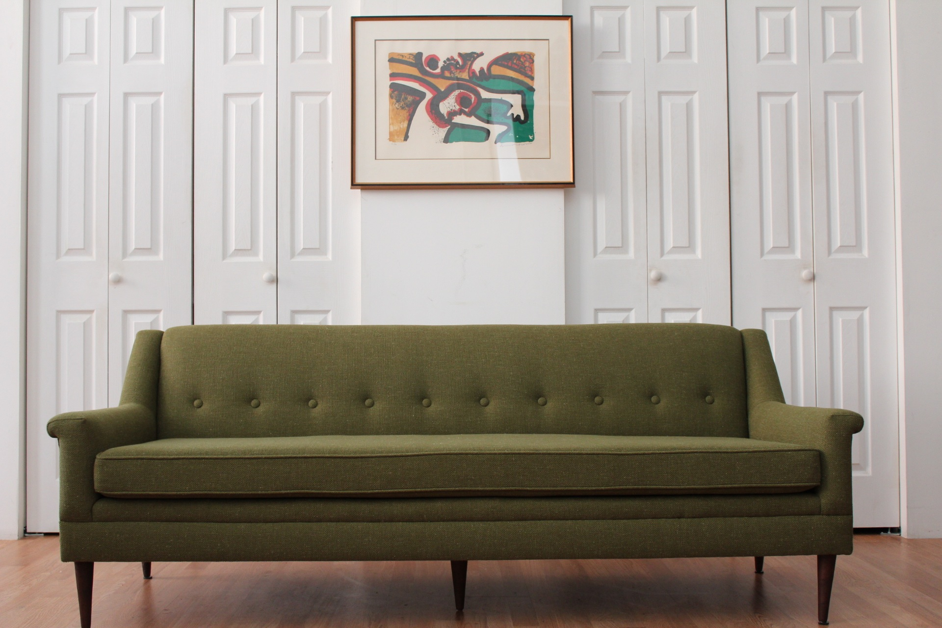 best sectional sofa reviews franklin reclining with massage evil olive green tweed