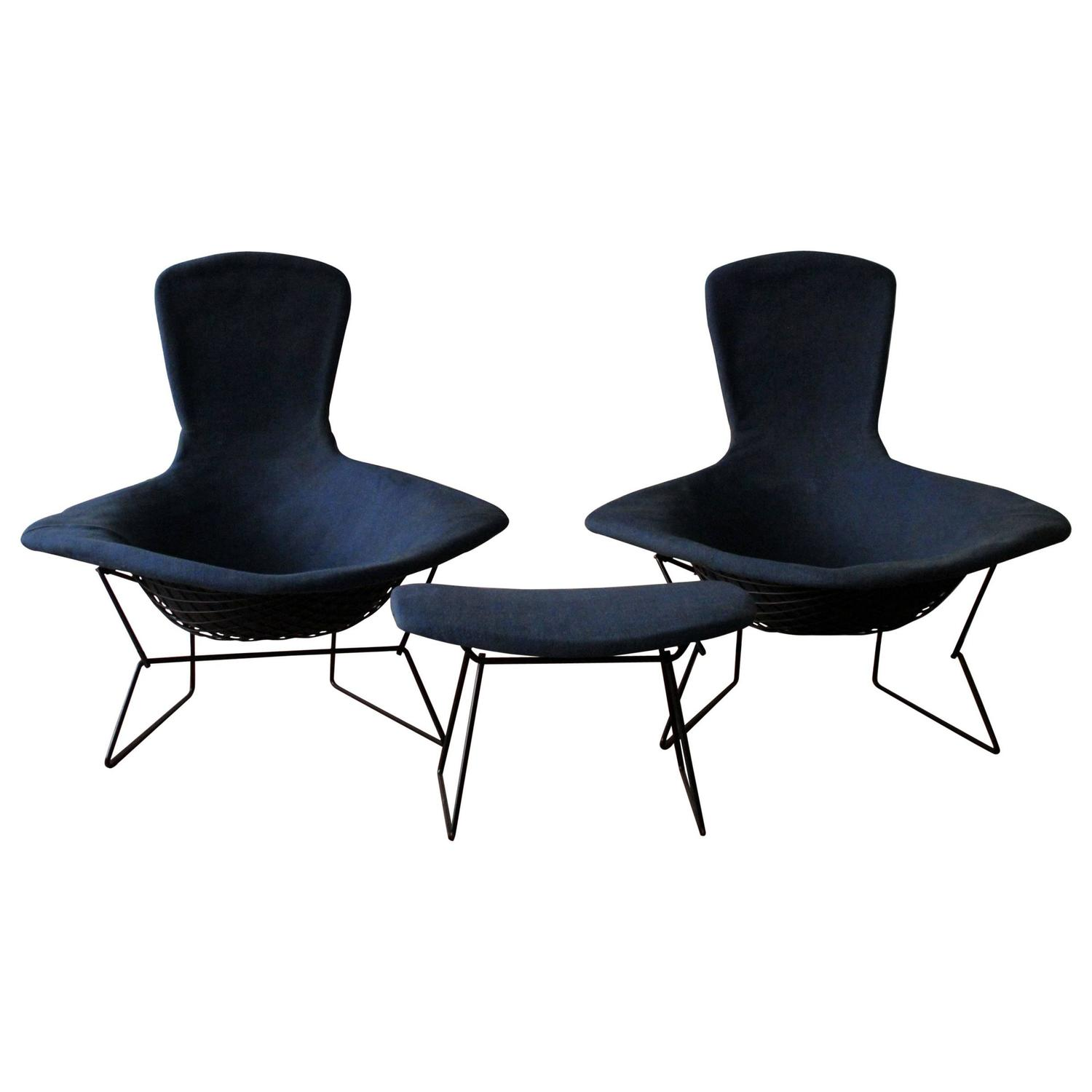 knoll bertoia chair lycra covers for sale uk authentic vintage harry bird chairs and