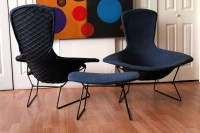 Authentic Vintage Harry Bertoia Knoll Bird Chairs and ...