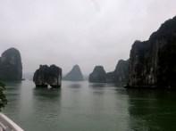 halong bay, best scenery ever, vietnam