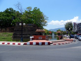 Chiang Mai old city, Thailand