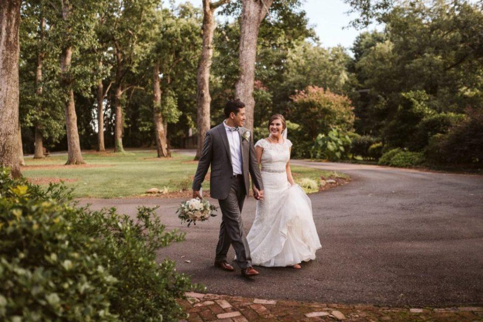 Alexander Homestead wedding venue photos